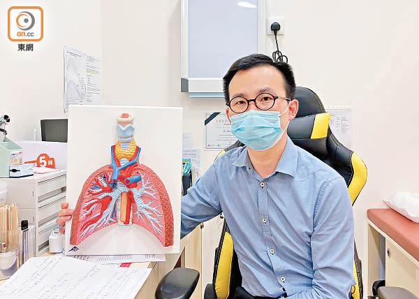 醫健:肺氣腫手尾長及早戒煙 - 東方日報