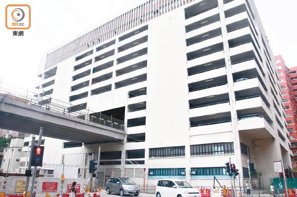 油麻地停車場 今起首階段封閉 - 東方日報