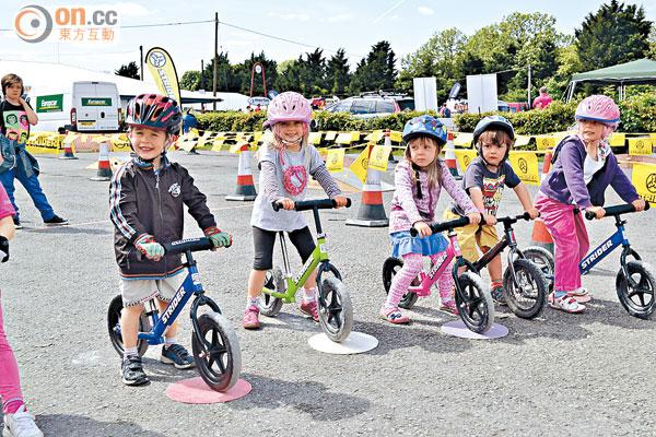 單車慈善賽延長報名期 - 東方日報