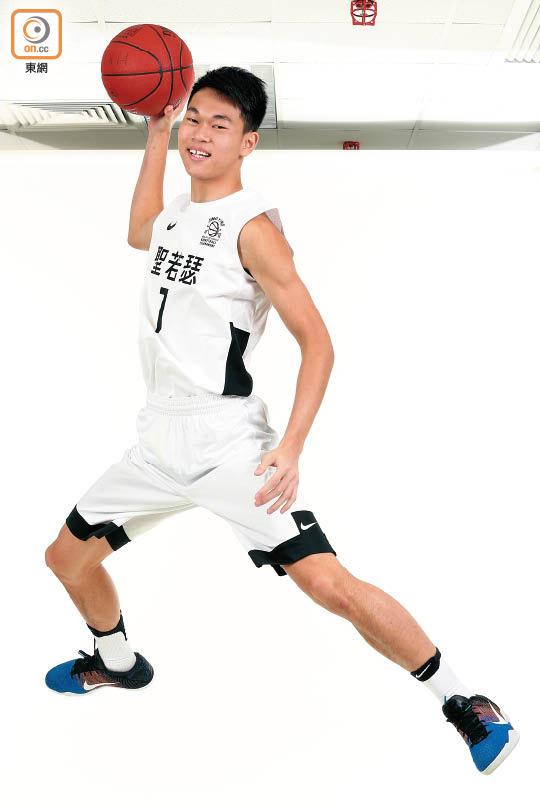 堅有一團籃球火! 聖若瑟 基信挑戰自我 - 東方日報