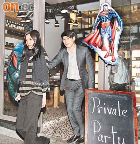 黎明 香港で誕生日 - 雕刻時光 movie cafe