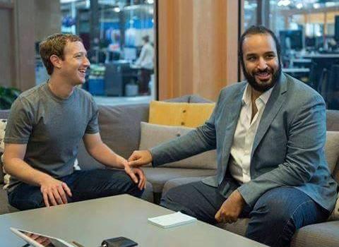 szaúd facebook