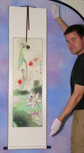 Best way to Hang Wall Scrolls? | MyFigureCollection.net