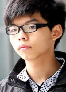 Joshua Wong co-founded Scholarism in 2011, which he says was the year of his political awakening. He was 15 years old at the time.
