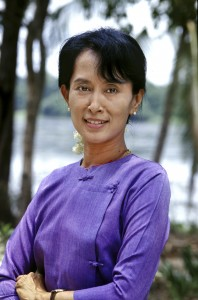 Pro-Western democracy leader Aung San Suu Kyi from Myanmar attempted to radically destabilize the Myanmar government before her famous imprisonment. Now, Cuba has 53 such people and they're free to do as they please without consequence to themselves.