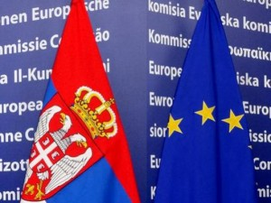 Serbia has not made significant progress in moving towards the EU
