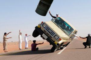 Saudi Arabia's risky oil game