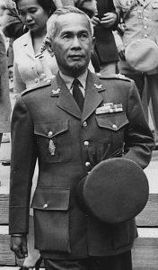 Phibun en 1955