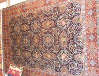 Rugs as Art on the Wall part two | Oriental Rugs of Bath