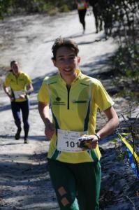 Grace Crane 2012 Aust Champs