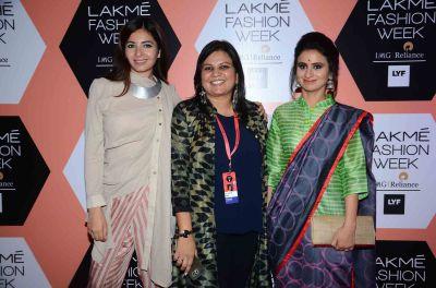 Shonali Nagrani, Swati Vijaivargie & Rasika Dugal