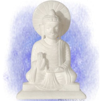 Buddha Amitabha mit Sonnenrad2