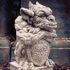 Steinfiguren