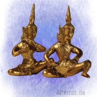 Indisches Tänzer Paar - Indisches Tänzer Paar