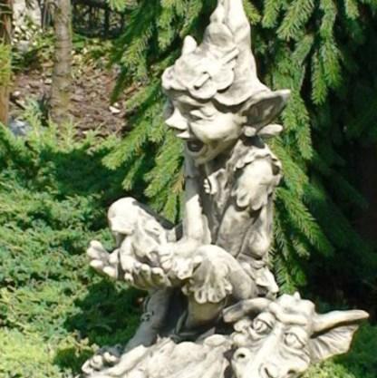 """Kobold its a boy2 1 - Elfe """"Lucky"""" auf Drache und Drachenbaby"""