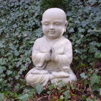 Mönch Prayer