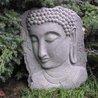 Relief Buddha stehend