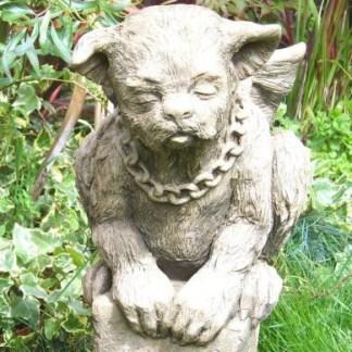 Gargoyle WARDE pelziger Gargoyle