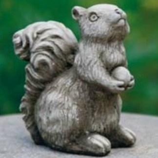 Eichhörnchen sitzend mini 1 - Eichhörnchen sitzend mini