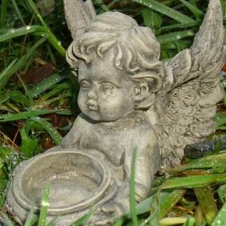 Engel Teelicht