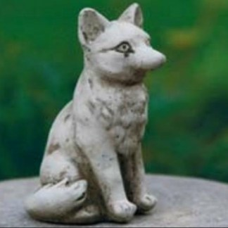 Fuchs sitzend mini 1 - Fuchs sitzend mini