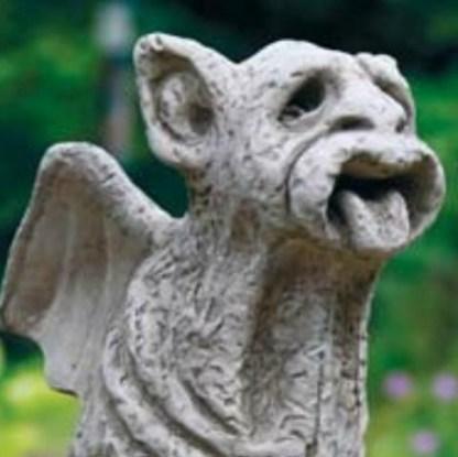 Gargoyle Medwing hechelnd