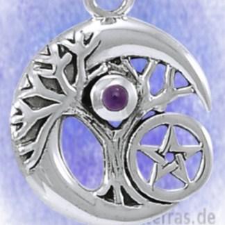 Magischer Schmuck - 925-Sterling Silber