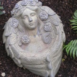 Relief Rosenfrau