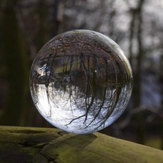 Kristallkugeln & Ständer