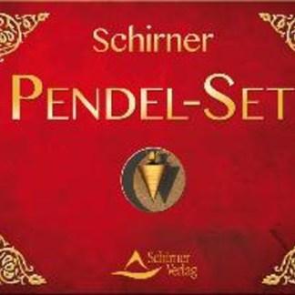 """Pendel Schirner Pendelset - Radiästhesie - """"Pendelset - Schirner Verlag"""""""