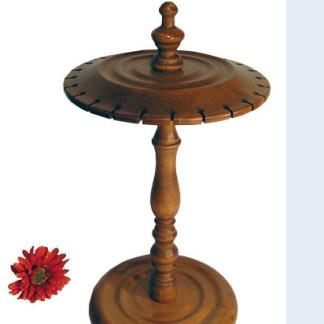 Pendelständer Holz leer (für 24 Pendel)