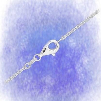 Kette Ankerkette – oval - 1,4mm aus 925-Silber