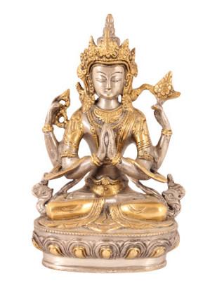 Avalokiteshvara 21cm2