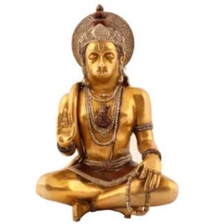 Hanuman sitzend 29cm