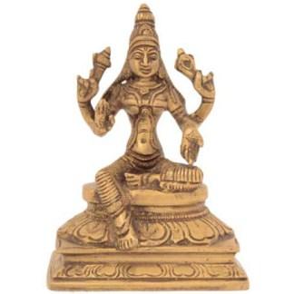 Lakshmi sitzend 10cm