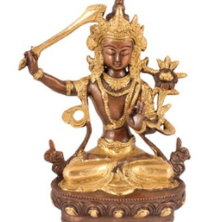 Manjushri sitzend 21cm - Manjushri sitzend 21cm