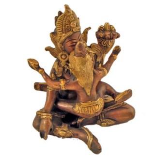 Tantra Buddha-Shakti 14cm