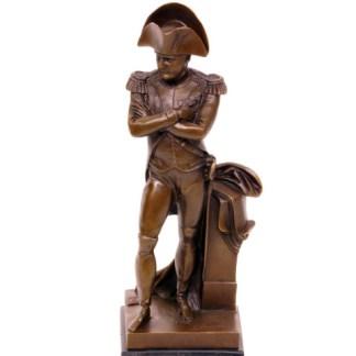 Bronzefigur Militär Napoleon 31x9x8cm