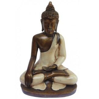 Buddha Thai Style Resin 16x24cm