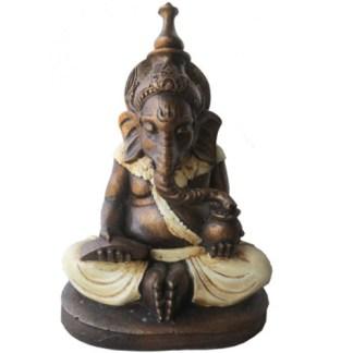 Ganesha Bali Style Resin 13x20cm