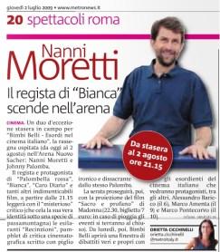 Metro Roma Giovedì 02 07 2009