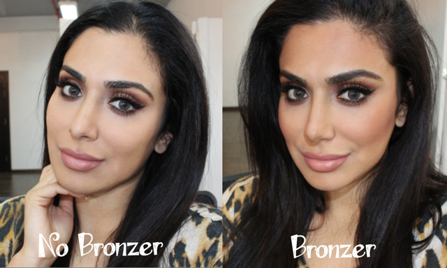 The Oriflame Giordani Gold Bronzing Pearls Review 3
