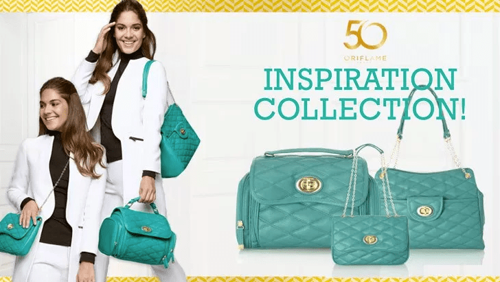 Oriflame Inspiration Bags