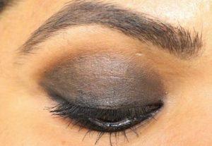 Oriflame kajal review smoky eyes