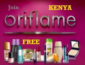 join oriflame in kenya
