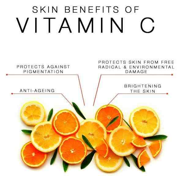 Daily Diet For Glowing Skin vitamin c food skin glow