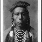 Čovek iz plemana Crow