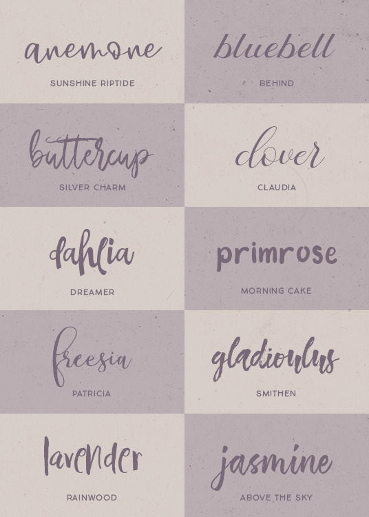 Download Font Pack #23 @wfres by wildfireresources on DeviantArt
