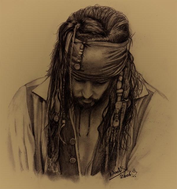 Jack Sparrow Noot Deviantart