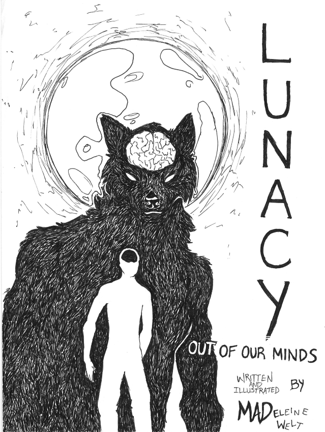 Lunacy (TW: Mental Illness, Suicide) by Galvan1c